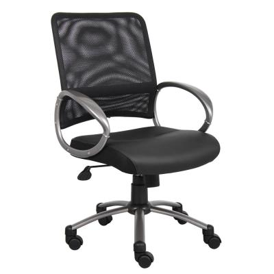 Office Desk Chair Fabric Furniture The Home Depot