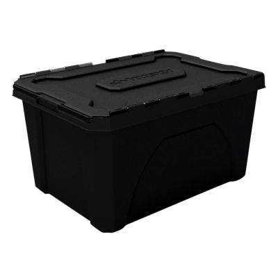 18 Gal. Flip Top Storage Tote