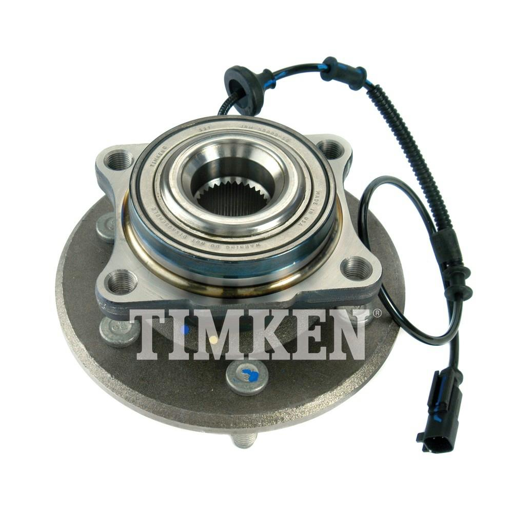 Timken Rear Wheel Bearing and Hub Assembly fits 2011-2014 Lincoln Navigator