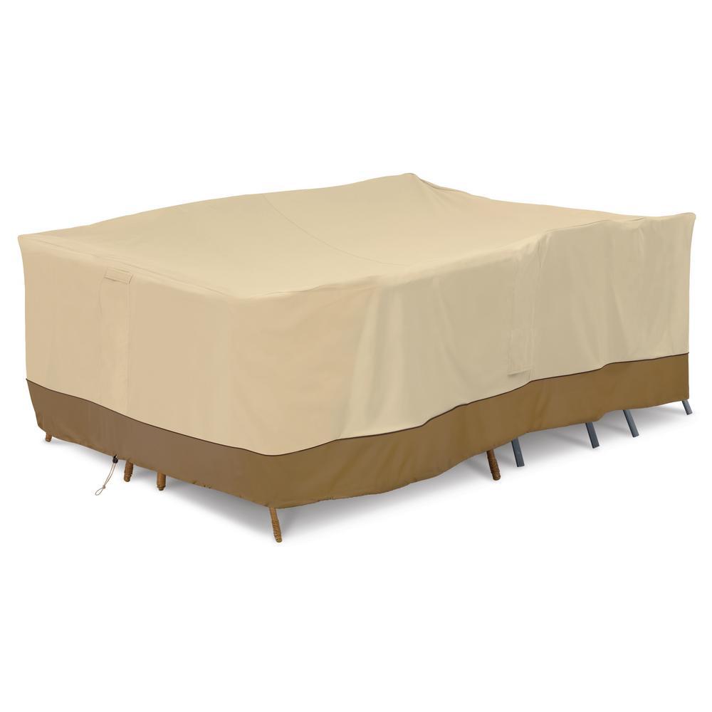 Veranda X-Large Full Coverage General Purpose Patio Furniture Cover - Veranda X-Large Full Coverage General Purpose Patio Furniture Cover