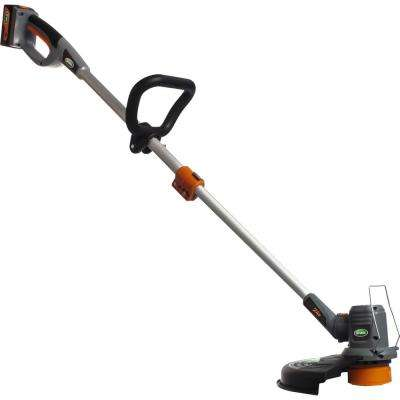 24-Volt 2 Ah Lithium-Ion String Trimmer Battery and Fast Charger Included