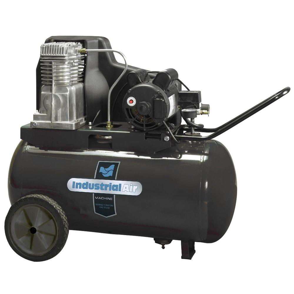 Industrial Air 20 Gal. Portable Electric Air Compressor