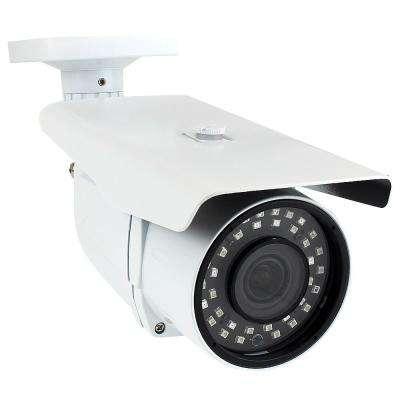 8-Channel HD-Coaxial 5MP Surveillance System Bundle with 6 GW589HD Cameras 2 GW581 Cameras and 2TB HDD
