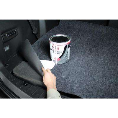 Charcoal Gray Heavy Duty 58 in. x 45 in. Cargo Liner