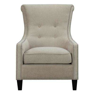 Roger Sand Accent Chair
