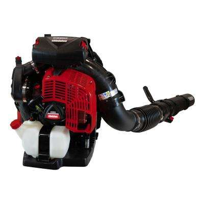 211 MPH 1071 CFM 79.9 cc 2-Stroke Gas Engine Backpack Blower with Hip Mounted Throttle