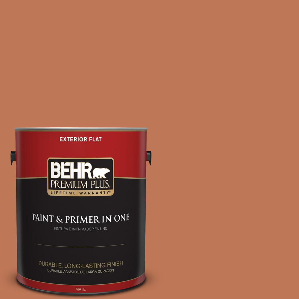ppu3 01 moroccan sky flat exterior paint - Moroccan Red Paint