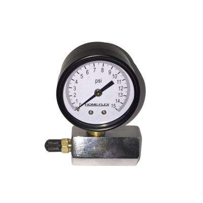15 psi Pressure Test Gauge