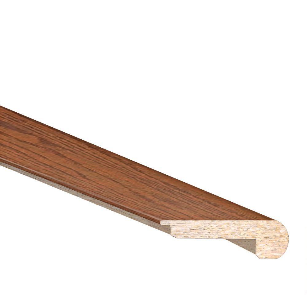 Oak Amaretto 3/8 in. Thick x 2.4 in. Wide x 78