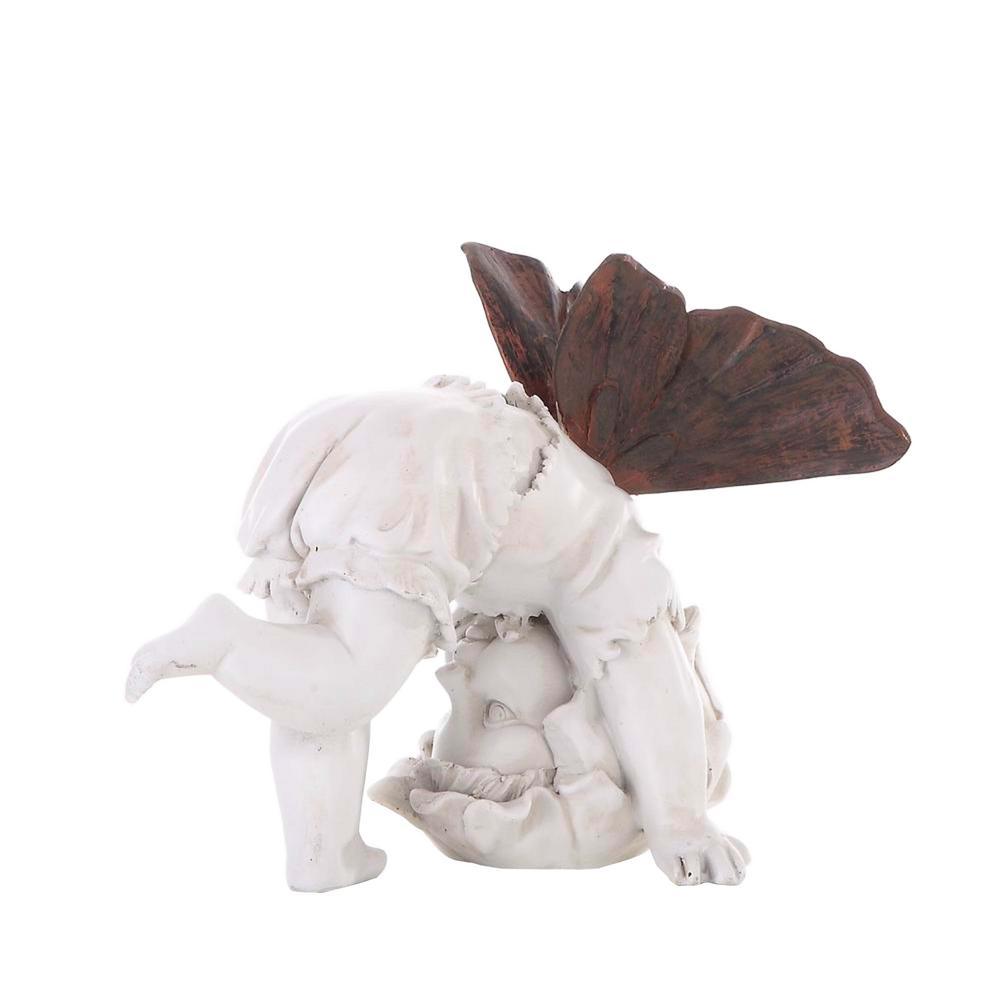 Baby Fairy Tumbling Statue