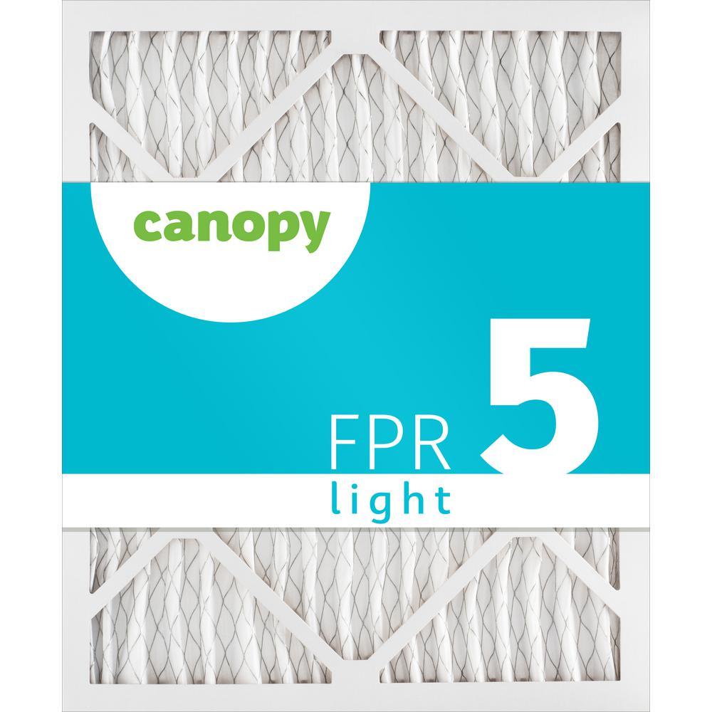 20 in. x 30 in. x 1 in. FPR 5 Air Filter (6-Pack)