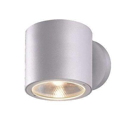 Volume Collection 1-Light Marine Grey Outdoor LED Wall Mount