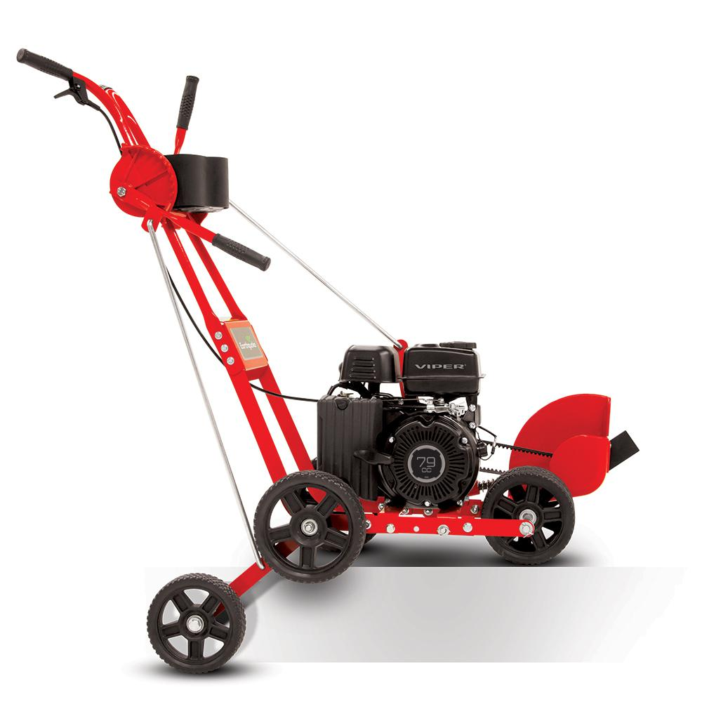 Deluxe Edger 79 cc Viper Engine with Curb Wheel Assembly