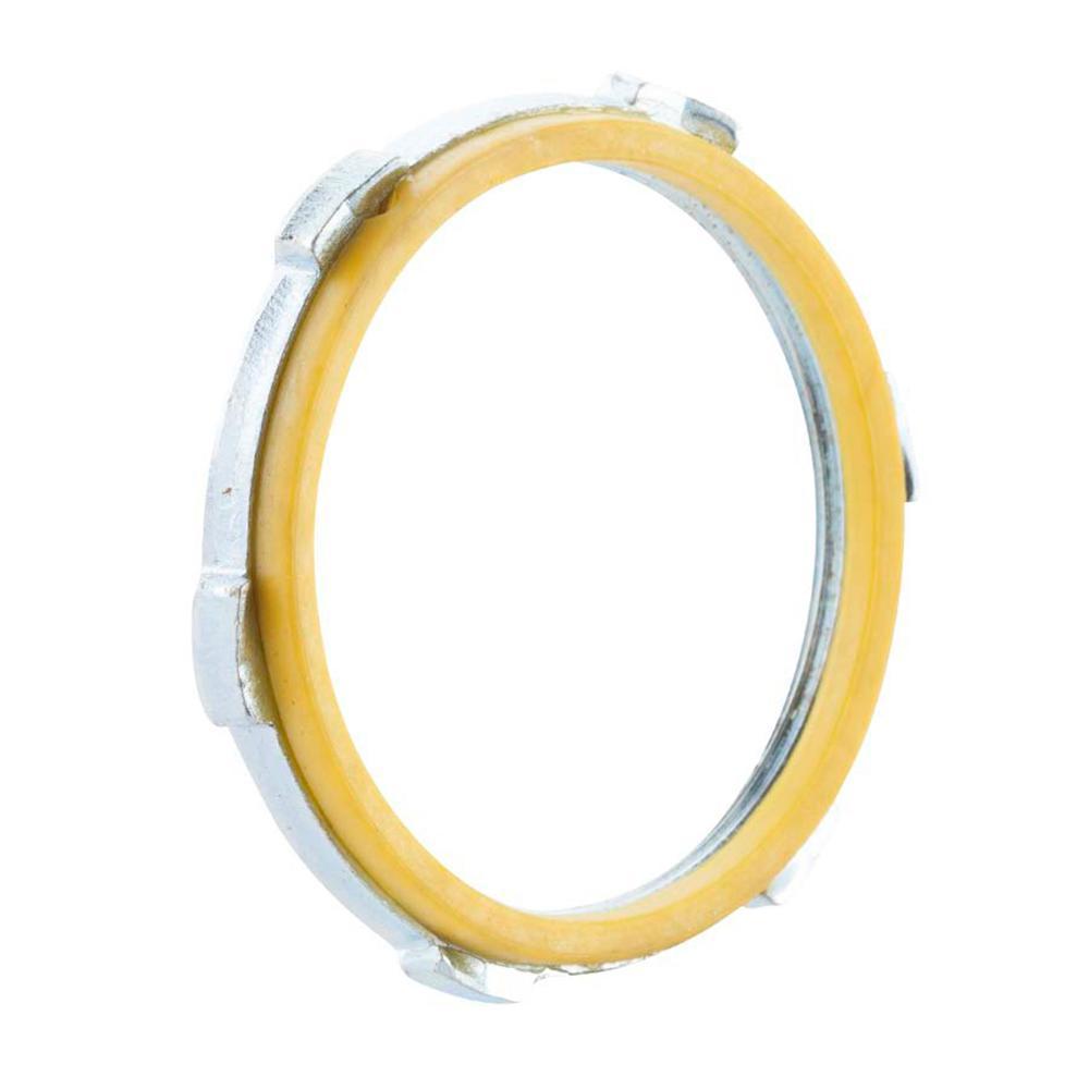 Halex 3/4 in. Rigid Sealer Conduit Locknuts (2-Pack)