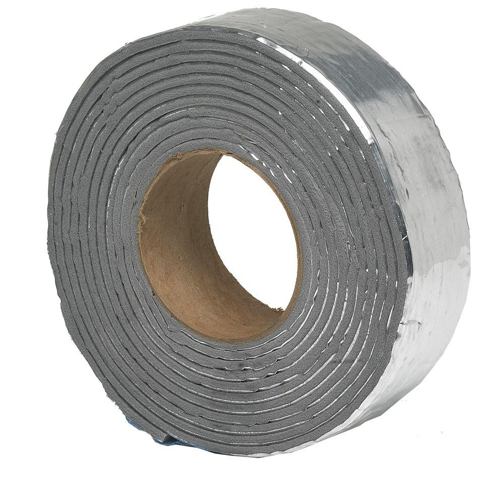 air conditioning pipe insulation. foam and foil pipe wrap air conditioning insulation i