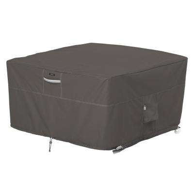 Ravenna Square Fire Pit Table Cover