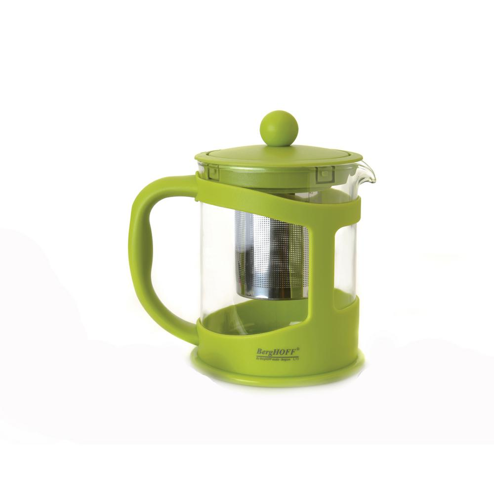 Berghoff International Inc Studio 2.5-Cup Lime Green Tea ...