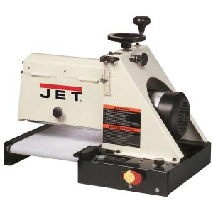 JET 115-Volt, 10-20 Plus 1 HP 10 inch x 20 inch Mini Benchtop Drum Sander by JET