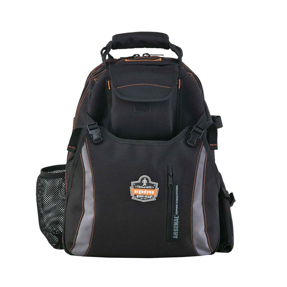 Ergodyne Arsenal 13.5 in. Tool Bag in Black