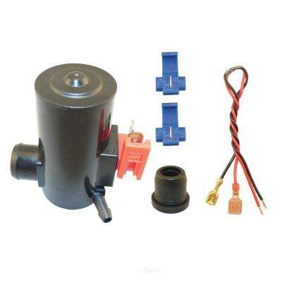 Windshield Washer Pump - Front