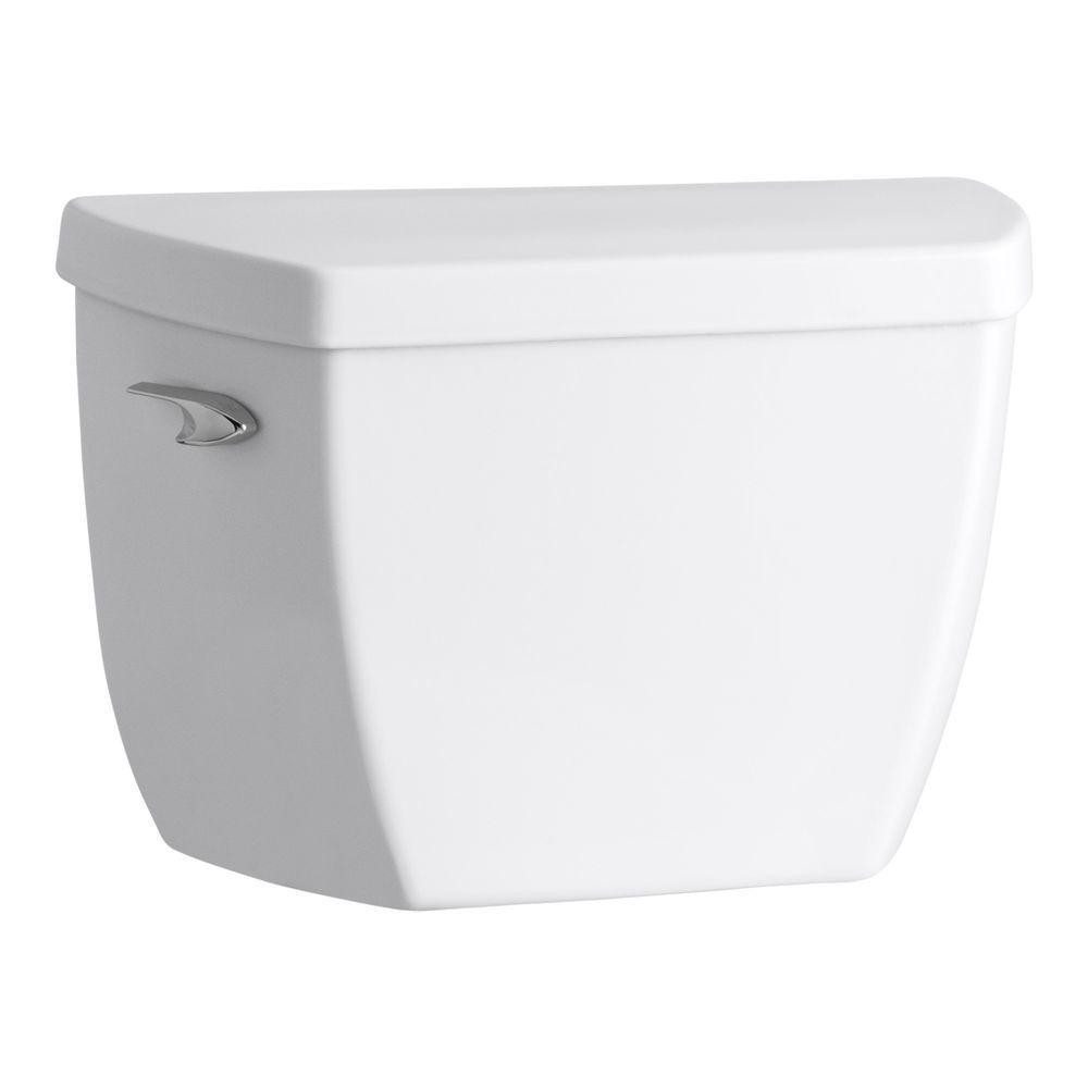 Kohler Highline 1 6 Gpf Single Flush Toilet Tank Only In