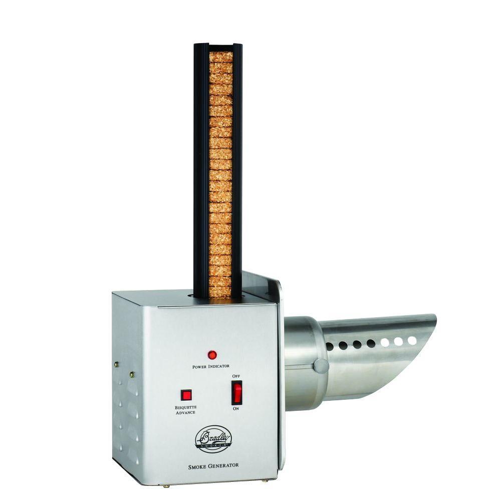 Bradley Smoker Electric Smoke Generator-BTSG1 - The Home Depot