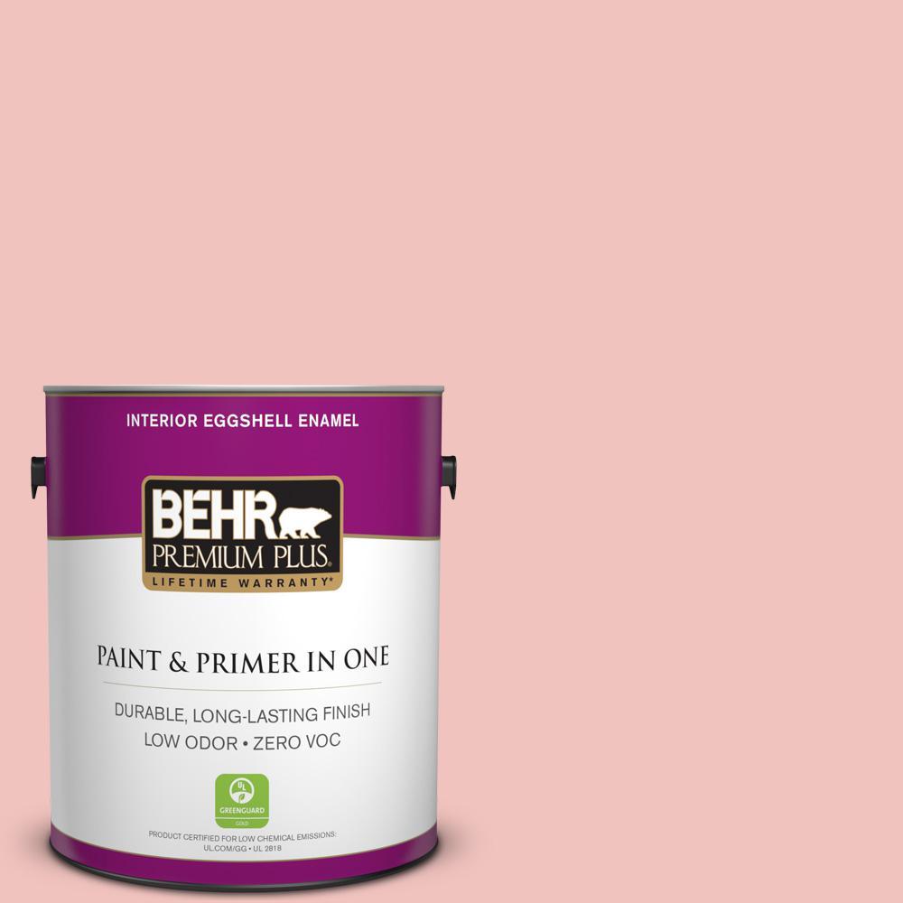 BEHR Premium Plus 1-gal. #M160-2 Taffy Twist Eggshell Enamel Interior Paint