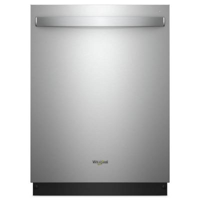 24 in. Fingerprint Resistant Stainless Steel Top Control Built-In Tall Tub Dishwasher with Third Level Rack, 47 dBA