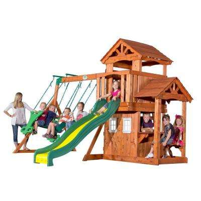 Tanglewood All Cedar Playset