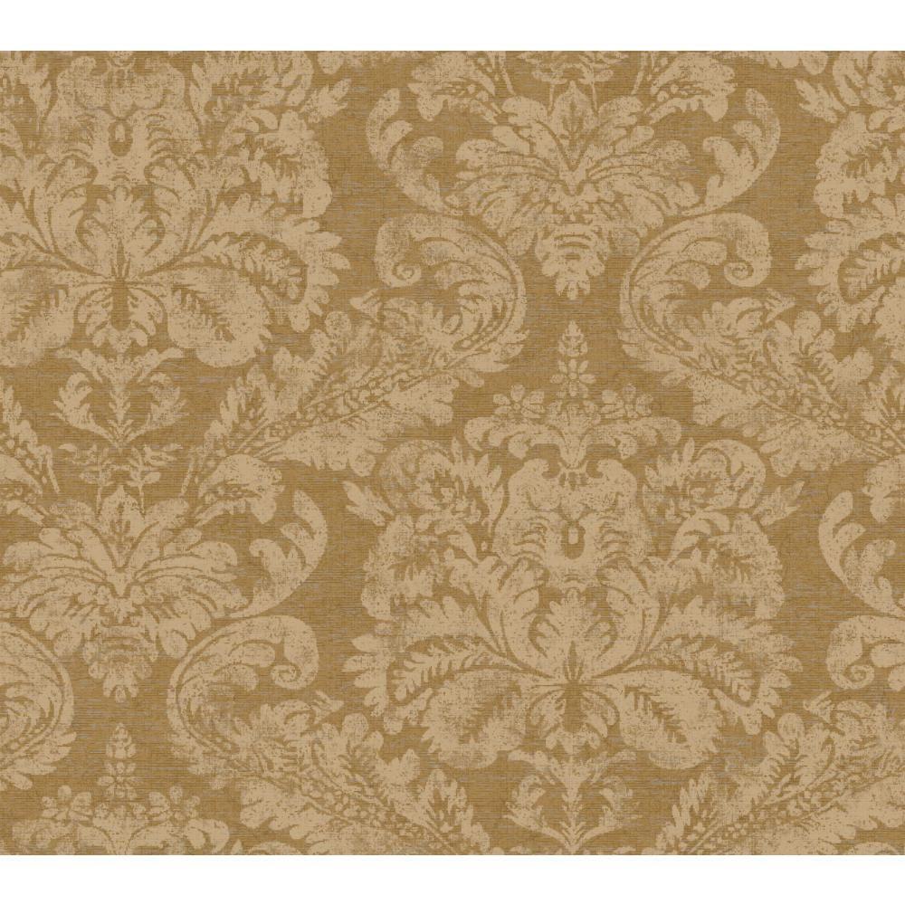 York Wallcoverings Damask Tapestry Wallpaper 922127