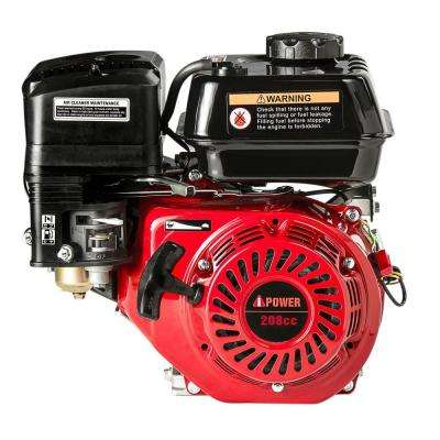 208cc Gasoline Engine