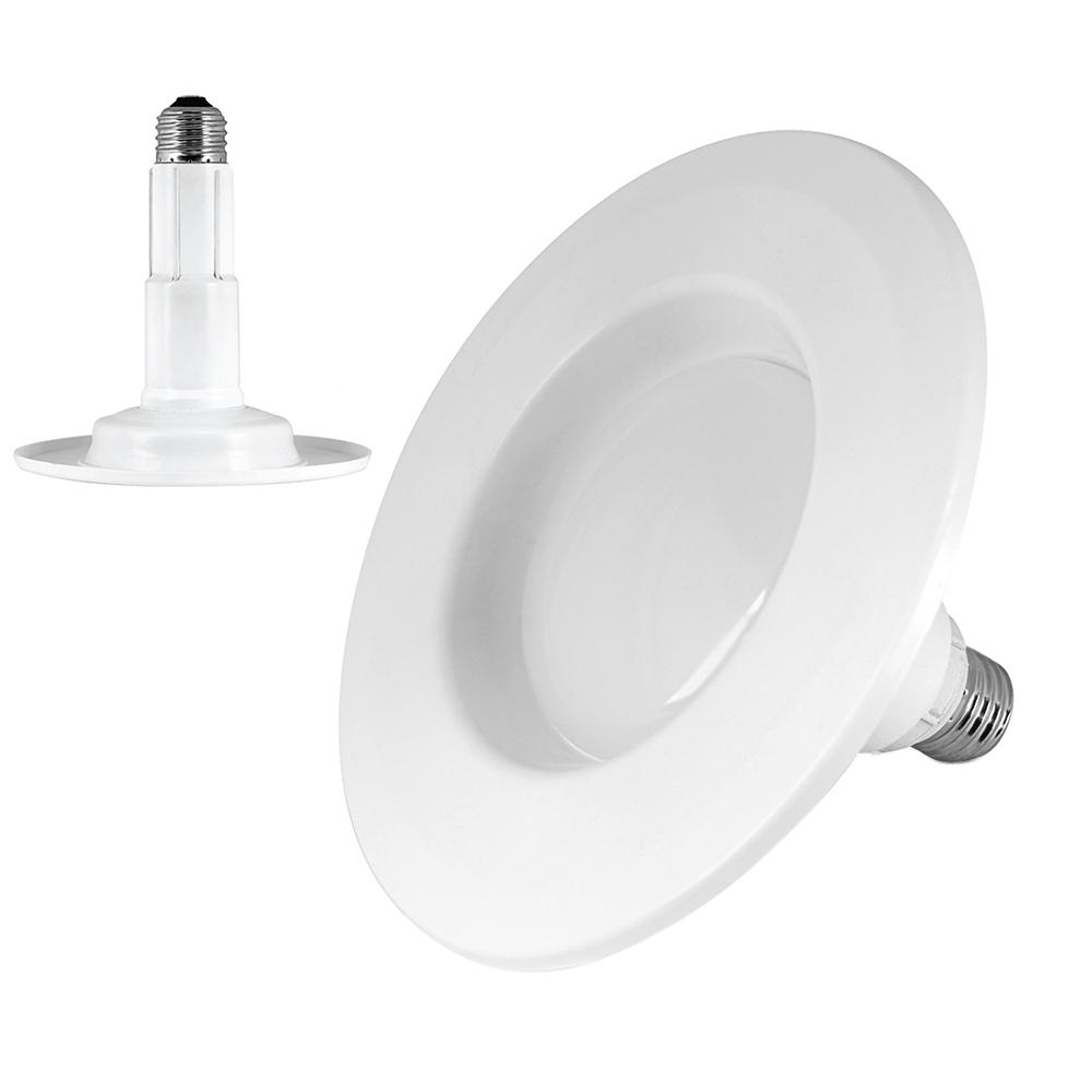 45W Equivalent Soft White R20 Dimmable InstaTRIM 4 in. LED Down