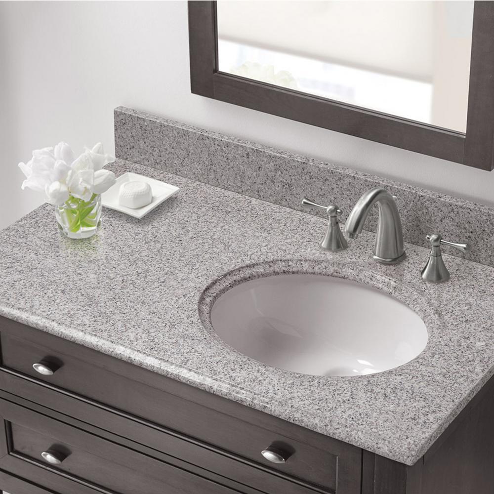 X 22 In D Granite Vanity Top Napoli