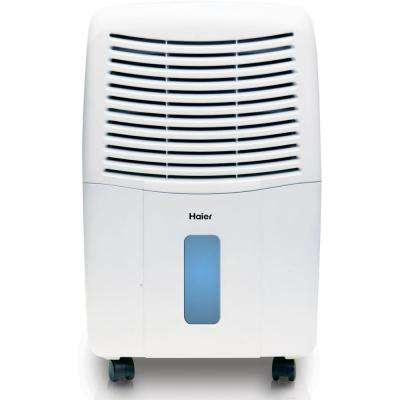45 pt. Capacity Electronic Control Dehumidifier with Bucket
