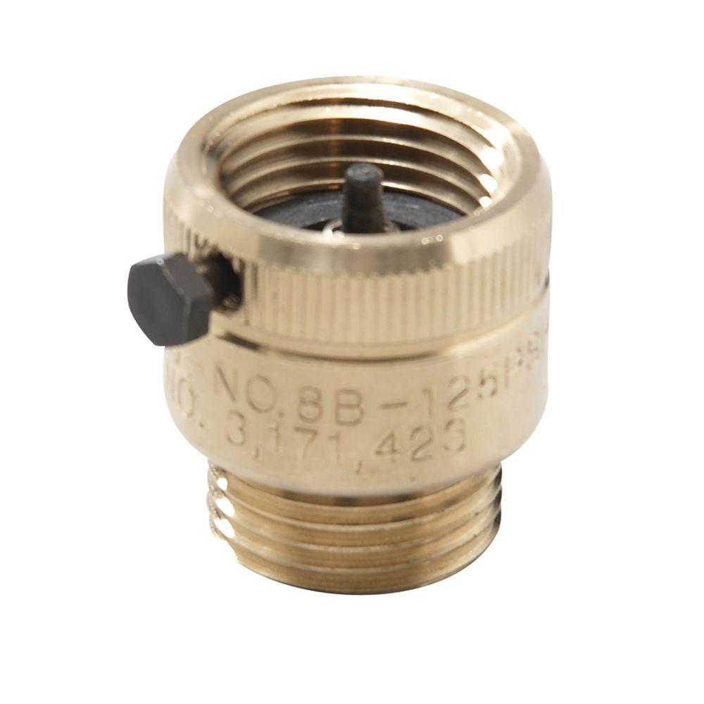 3/4 in. Brass Hose Connection Vacuum Breaker