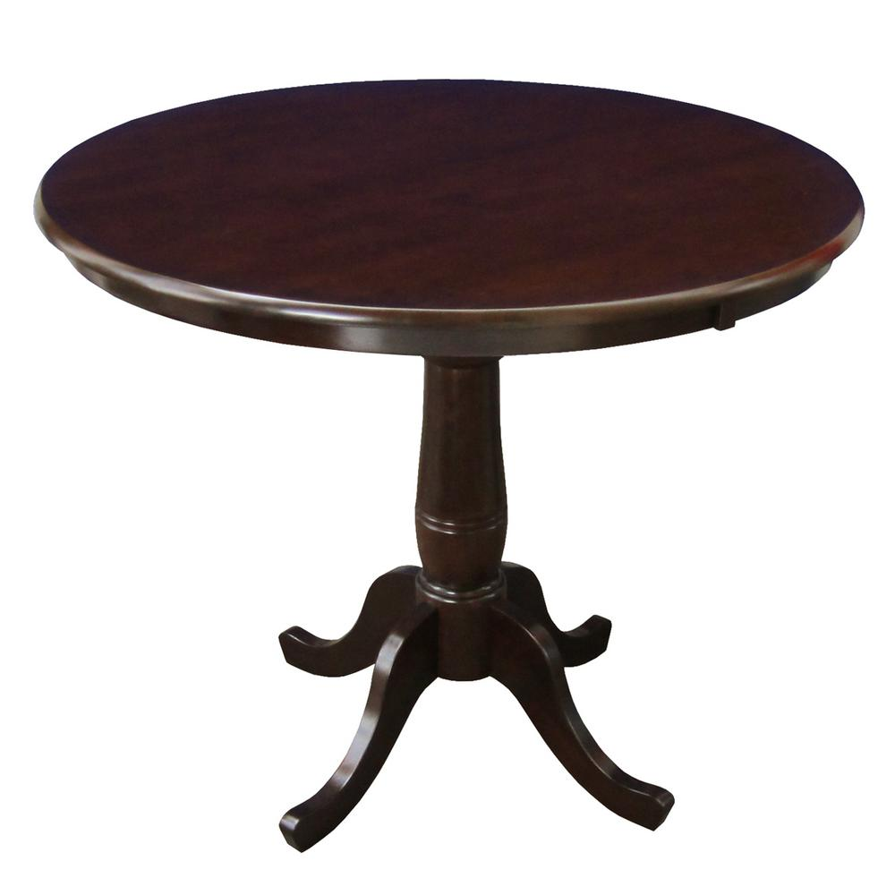 34 Inch Tall Table Compare Prices At Nextag