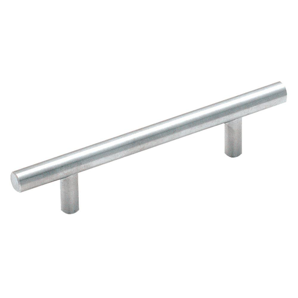 3-3/4 in. Stainless Steel Bar Pull