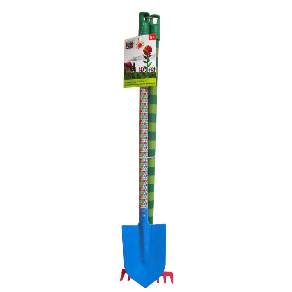 The Very Hungry Caterpillar Large Rake And Shovel