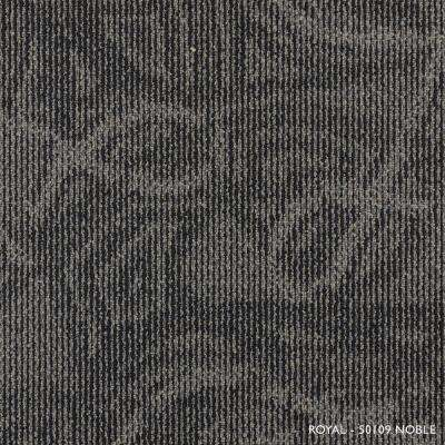 Royal Noble Loop 19.68 in. x 19.68 in. Carpet Tile (8 Tiles/Case)