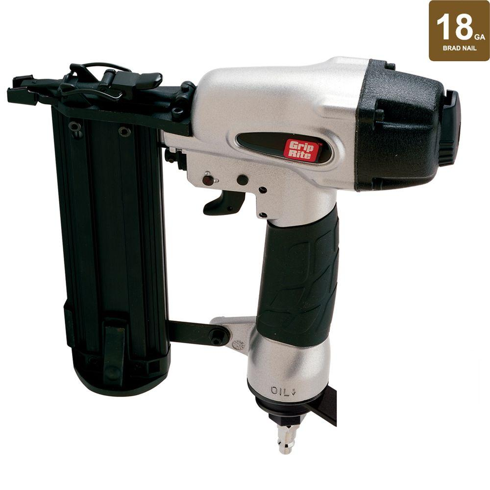 Grip-Rite 2 in. x 18-Gauge Brad Nailer