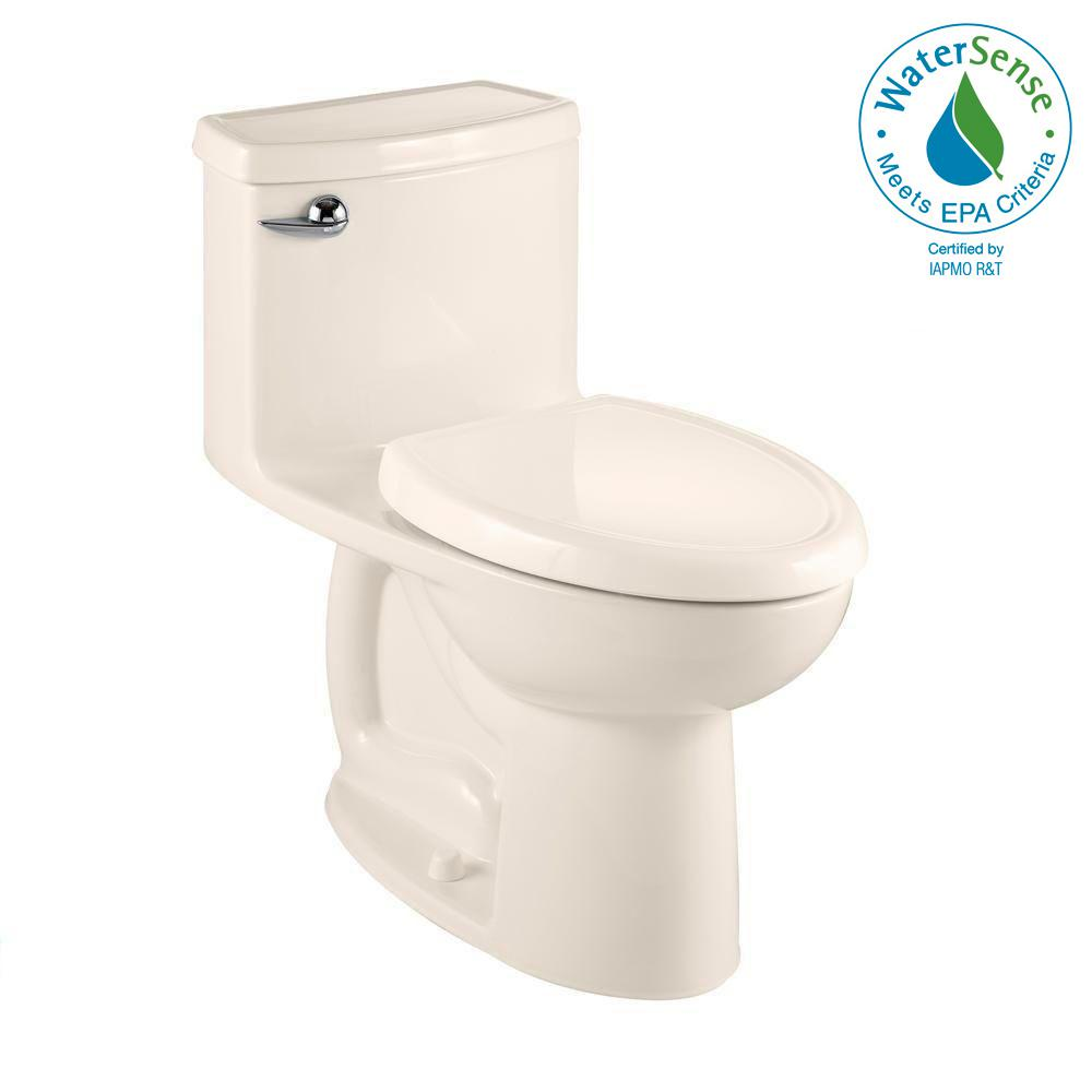 Compact Cadet 3 FloWise Tall Height 1-Piece 1.28 GPF Single Flush