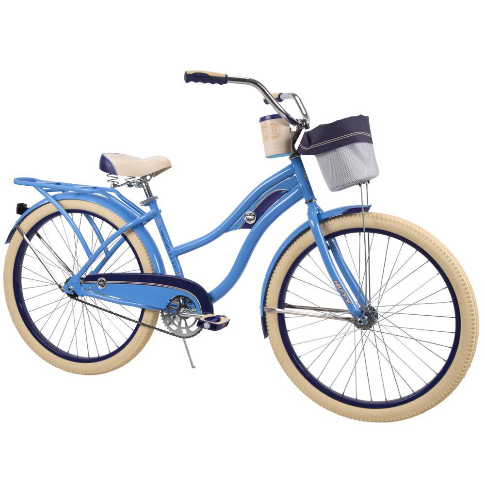 Deluxe 26 in. Women's Classic Cruiser Bike