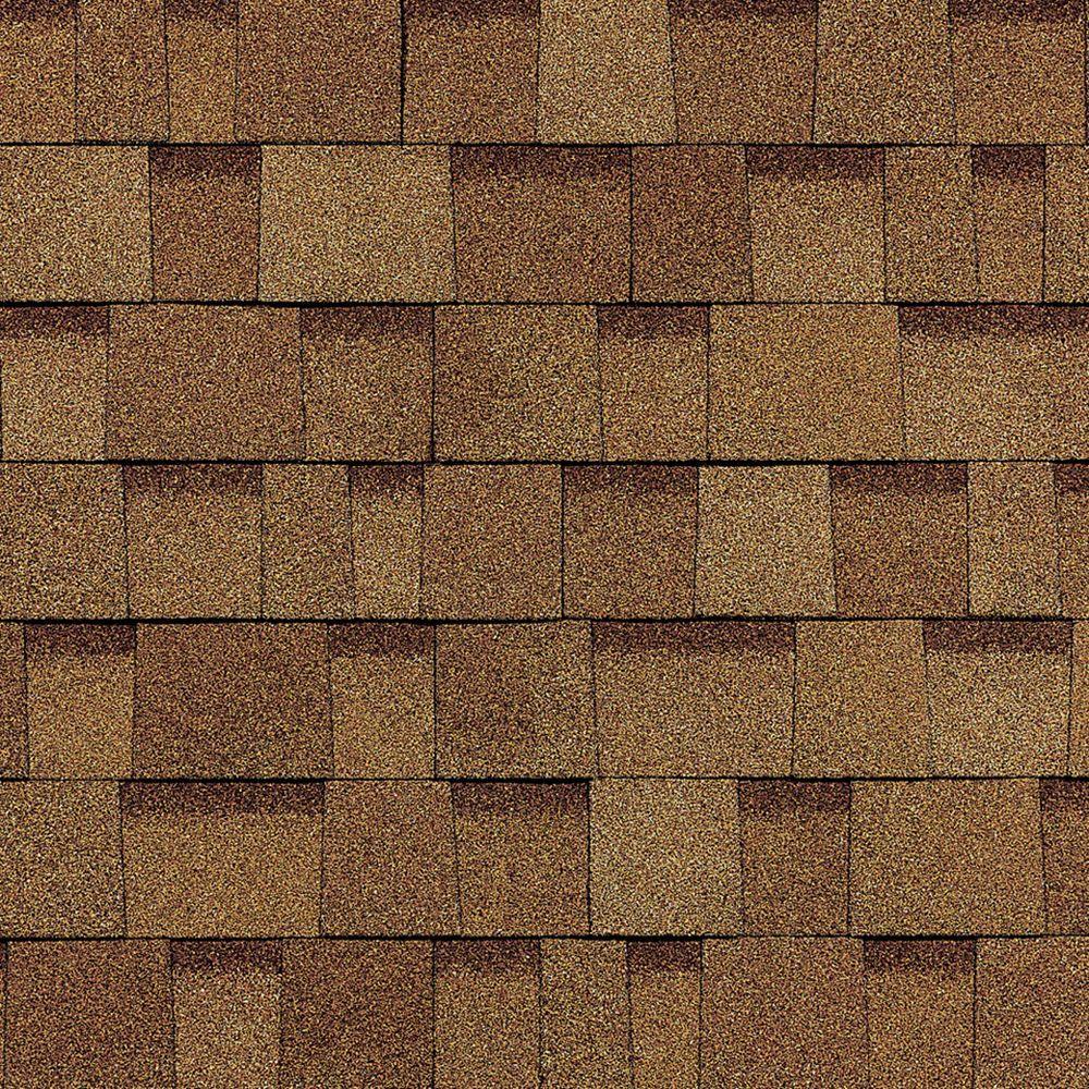Owens Corning Oakridge Desert Tan Laminate Architectural Shingles 32 8 Sq Ft Per Bundle
