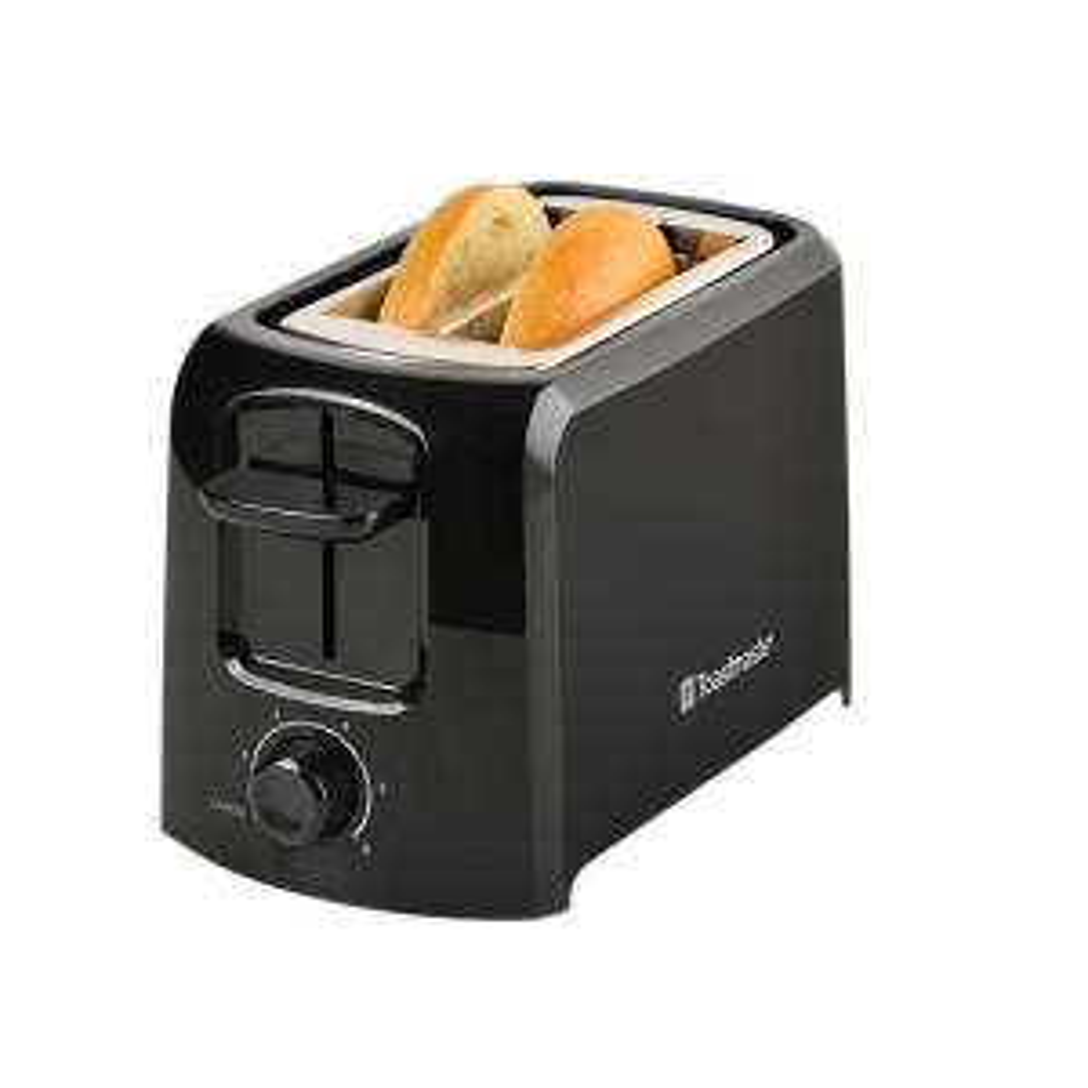 Toastmaster 2-Slice Black Toaster by Toastmaster