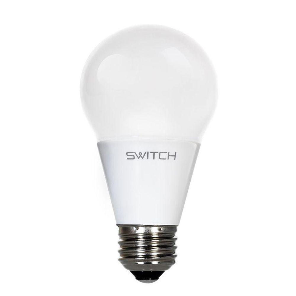 SWITCH Infinia 60W Equivalent Soft White  A19 LED Light Bulb