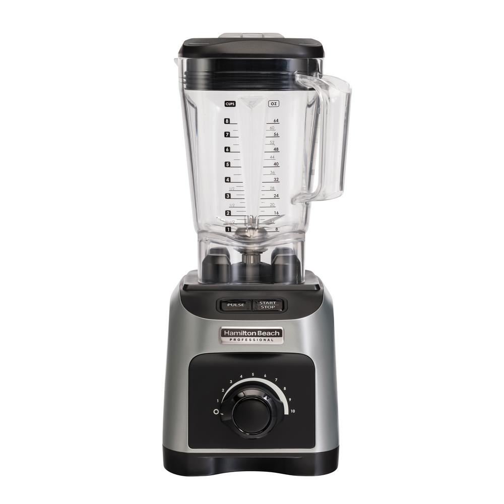 Professional 64 oz. 11-Speed Grey Blender