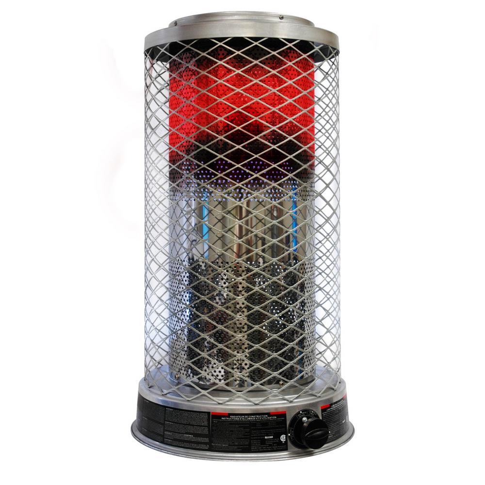Dyna-Glo Delux 50k-125K BTU Propane Radiant Portable Heater