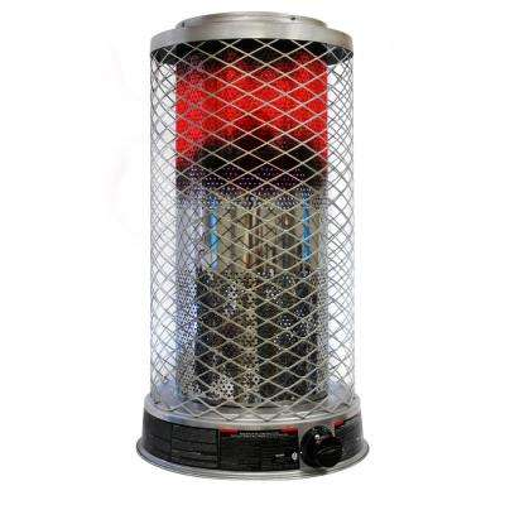 50k-125K BTU Propane Radiant Portable Heater