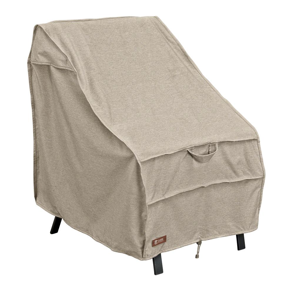 Classic Accessories Montlake High Back Patio Chair Cover 55 651