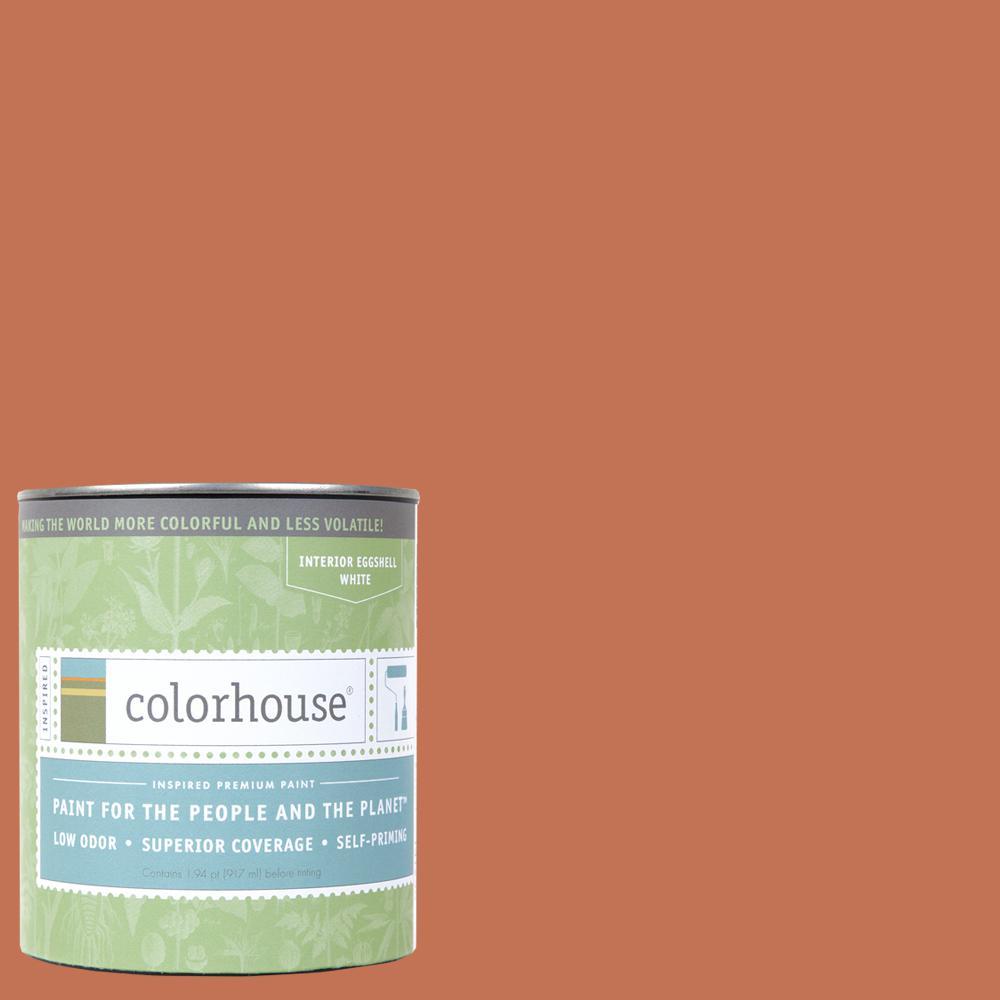 1 qt. Clay .07 Eggshell Interior Paint